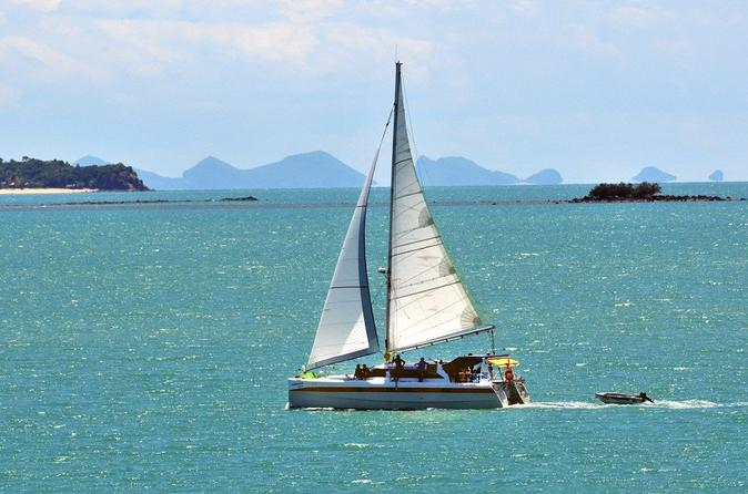 Private Group Catamaran Sailing Experience