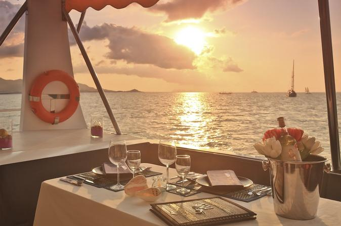 Private Koh Samui Sunset Sail with Chef-Prepared Dinner