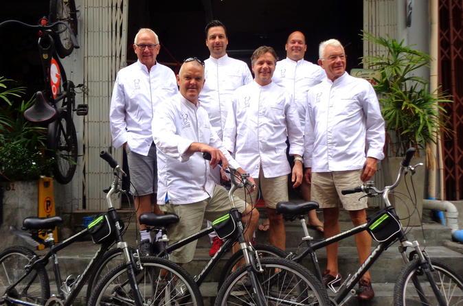 Cook and Bike Tour of Bangkok