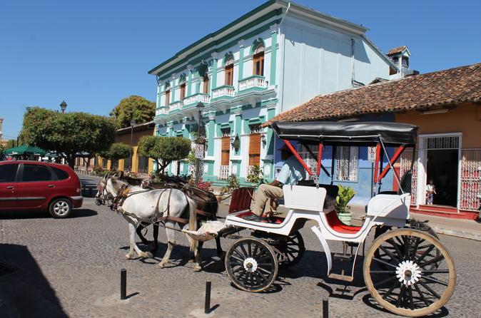 5-Day Granada Adventure from Managua