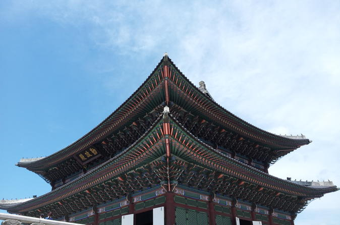 Half day walking tour gyeongbokgung palace and bukchon hanok village in seoul 396186