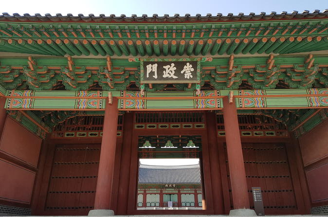 History and culture of seoul walking tour in seoul 466383