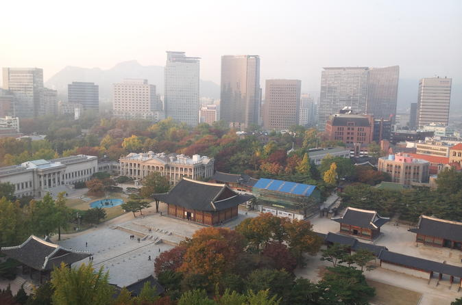 History and Culture of Seoul Walking Tour Including a Viewing of 'YOULL'