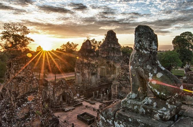 Angkor Temples_Food and Family Fun 3 days""