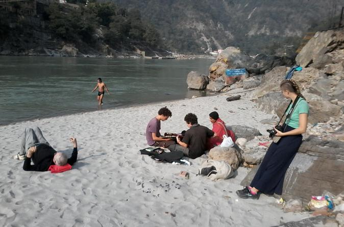 Private walking tour in rishikesh in rishikesh 192279