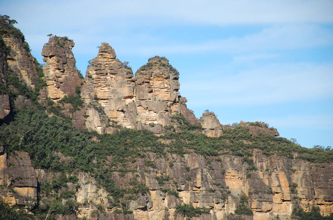 All Inclusive Full-Day Blue Mountains Trip from Sydney