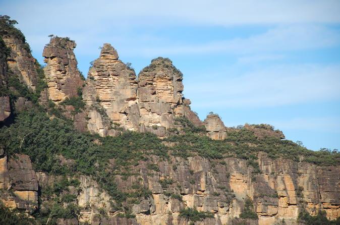 Viagem diurna às Blue Mountains saindo de Sydney, incluindo Scenic World