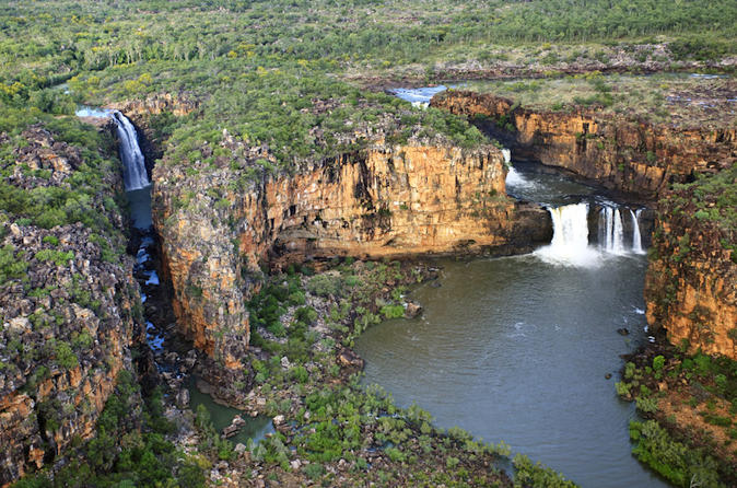 Full day scenic air tour from kununurra including mitchell falls and in kununurra 232683
