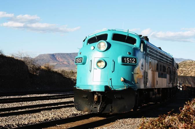 Verde canyon railroad adventure in sedona 229584