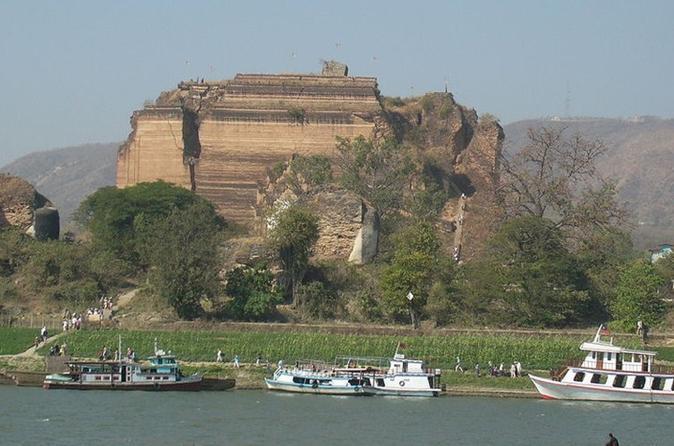 Mandalay Day Tour in Mingun