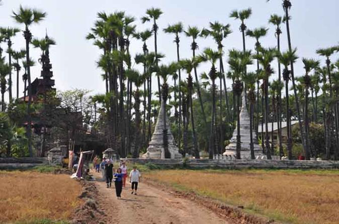 Private Mandalay Airport Transfer and Ancient Cities Tour