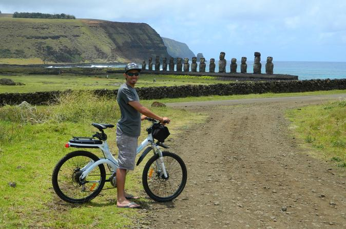 Self guided easter island e bike tour in hanga roa 285113
