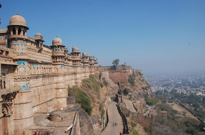 Full-Day Tour of Ancient Gwalior from Agra