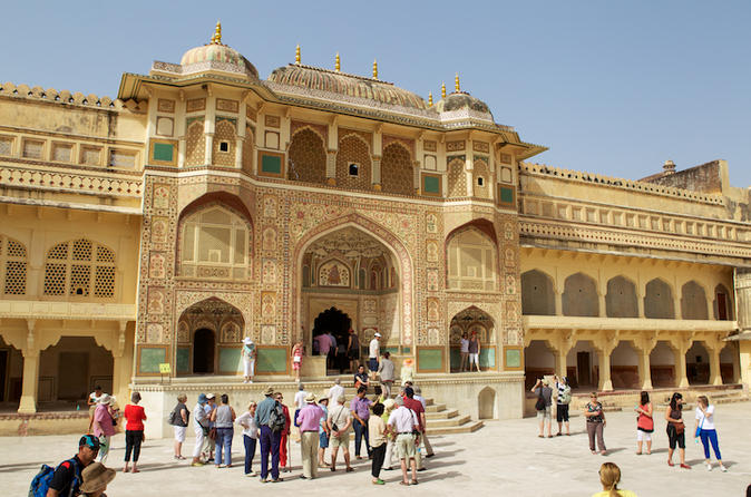 Private jaipur day trip from delhi by car in new delhi 296479