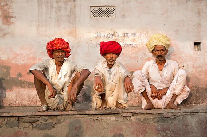 Rusirani Village Cultural Experience Private Day Trip from Jaipur