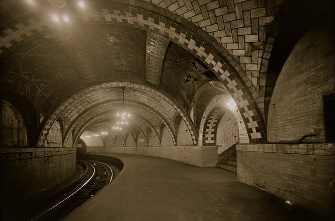 Guided Private Underground New York Subway Tour