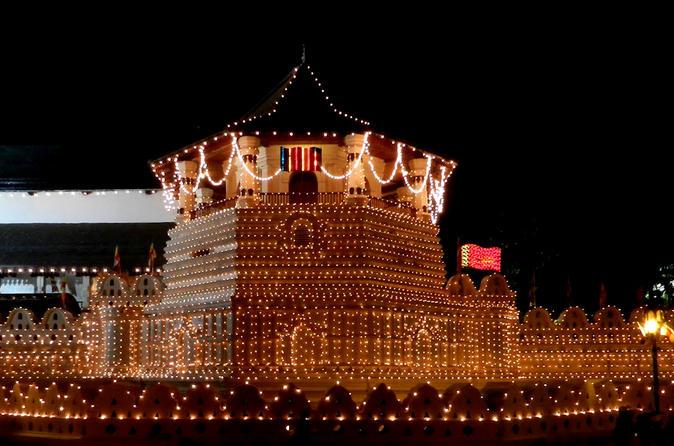 5-Night Kingdom of Sri Lanka Tour