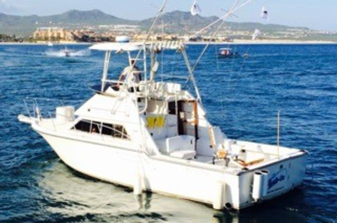 Private tour sport fishing in cabo san lucas los cabos for Los cabos fishing