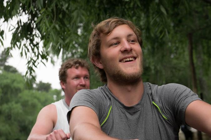 Private Tigre Delta Overnight Rowing Tour
