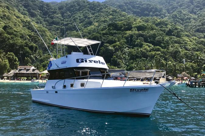 Private Fishing Charter 38' - 42' boats