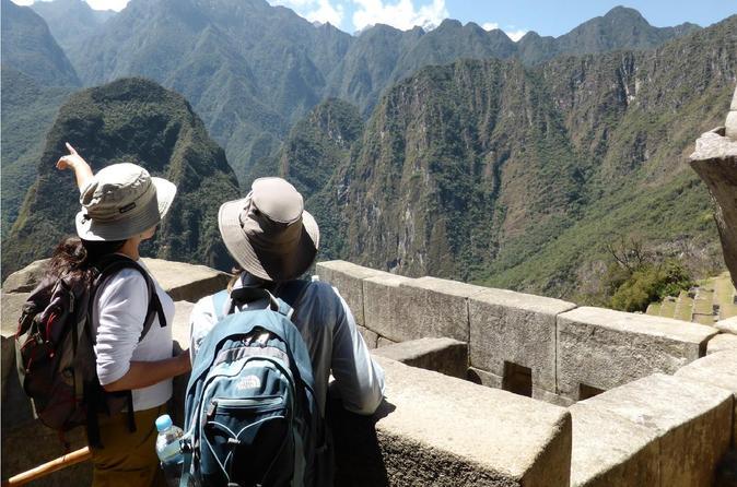 3-Day Cusco and Machu Picchu Tour