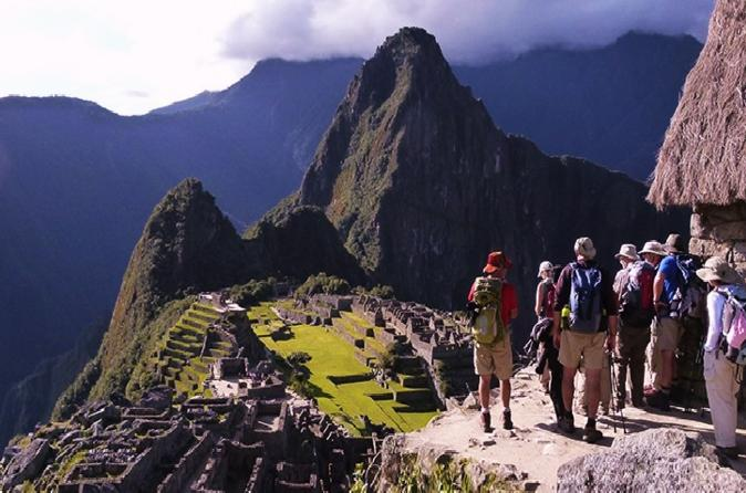 Machu Picchu Guided Group Tour from Aguas Calientes