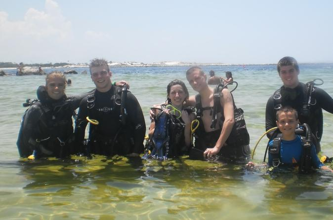 Discover scuba diving adventure in panama city beach 195412