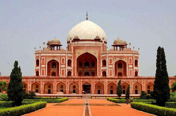 Private Tour: Old and New Delhi Sightseeing