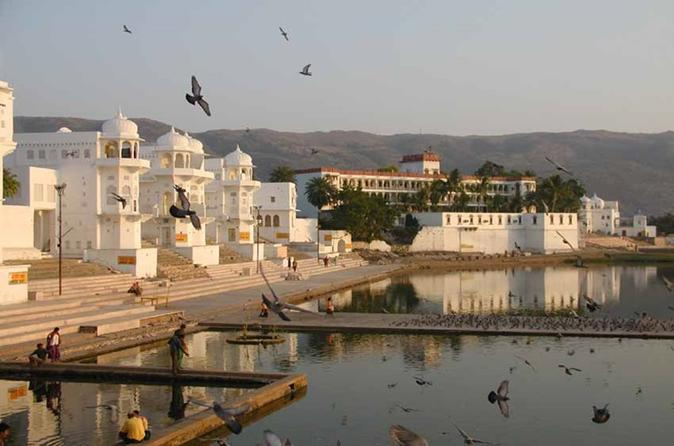 Pushkar Day Trip from Jaipur India, Asia