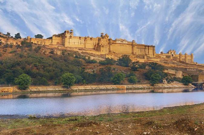 3 Days Guided Golden Triangle Tour From Jaipur To Agra & New Delhi