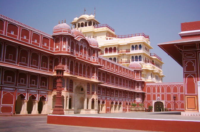 Jaipur sightseeing private tour in jaipur 188587