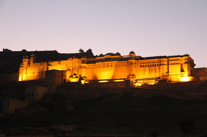 Night tour of jaipur city monuments and streets in jaipur 201485