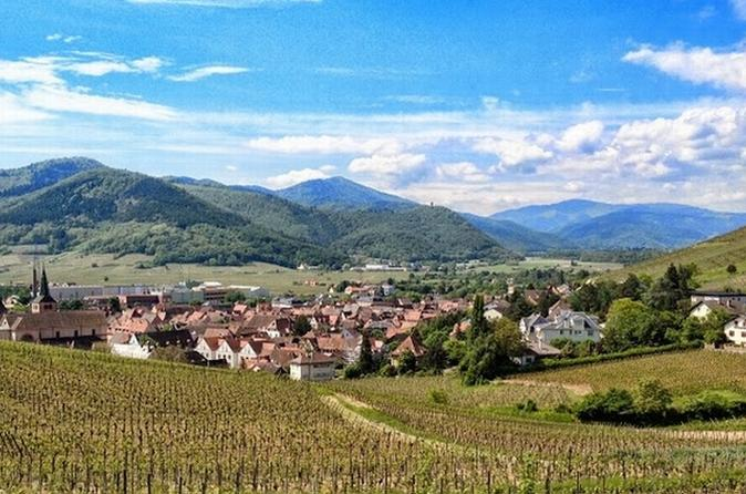 Alsace Villages and Wine Private Day Trip from Strasbourg