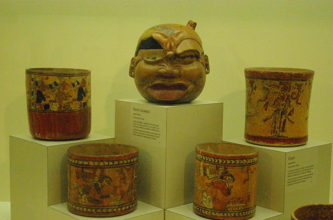 Private Guatemala City Museums: Popol Vuh, Ixchel, Railway and Miraflores Museums