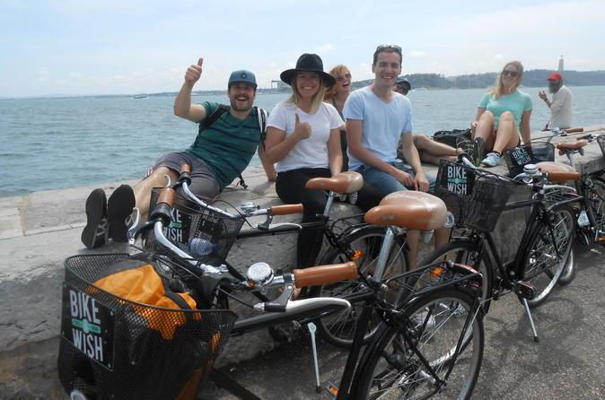 Lisbon e-Bike Tour - Eastside of the City
