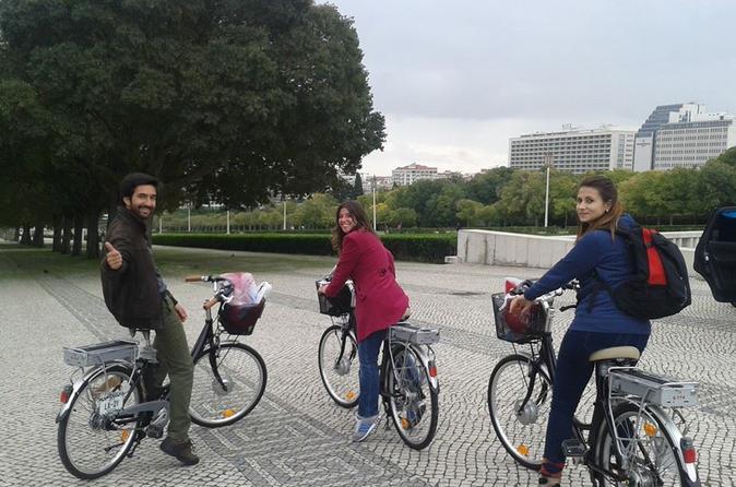 Lisbon North e-bike Tour
