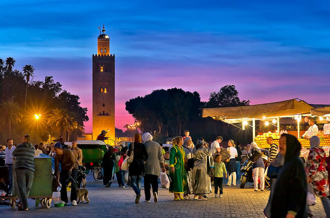Small-Group Half-Day Marrakech History and Souks Walking Tour