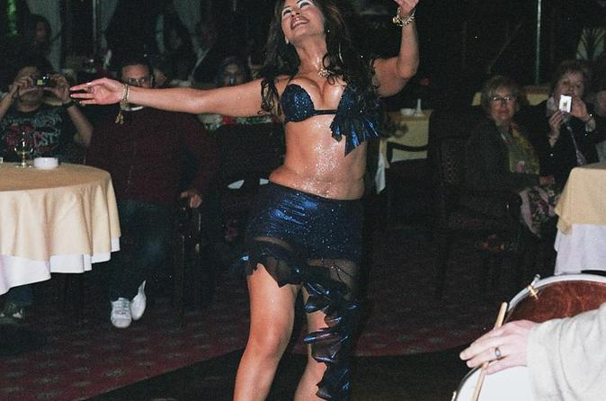 2-Hour Nile River Dinner Cruise with Show and Private Transfer