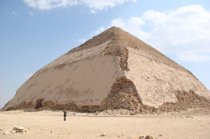 4-Day Private Guided Tour to Saqqara, Dahshur, Giza and Cairo including Lunches and Airport Transfers