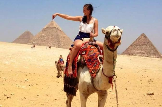Day Tour to Cairo from Sharm el Sheikh by Flight