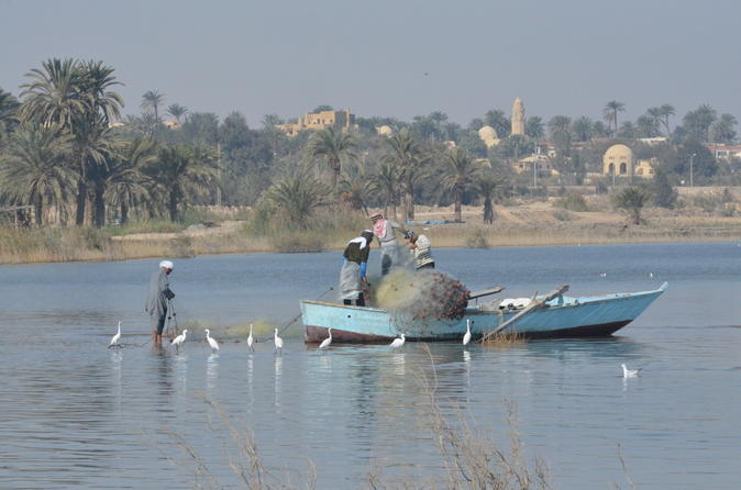 Private Day Tour to Fayoum and Wadi El Rayan from Cairo