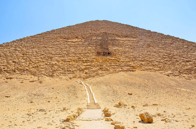 Private Guided Half-Day Tour to Dahshur from Cairo