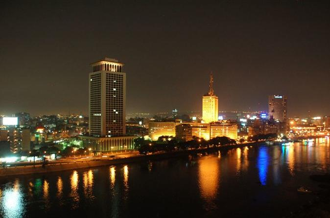 Private guided night tour of cairo in cairo 229119