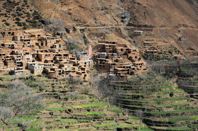 2-Day Berber Villages Trek from Marrakech