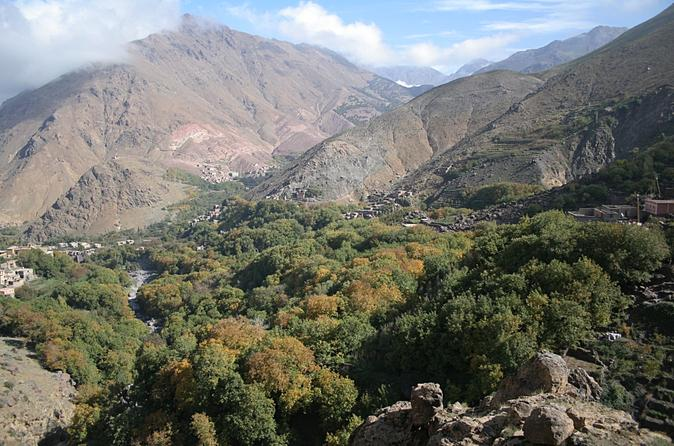 Guided Day Trip to Atlas Mountains from Marrakech