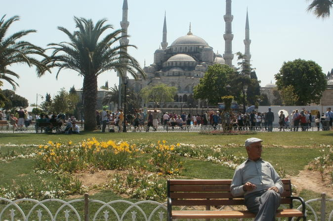 Shore Excursion: Istanbul and Kusadasi  Turkey, Europe