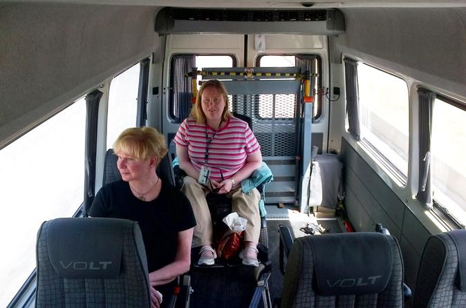 Wheelchair Accessible Transfers Ataturk Airport