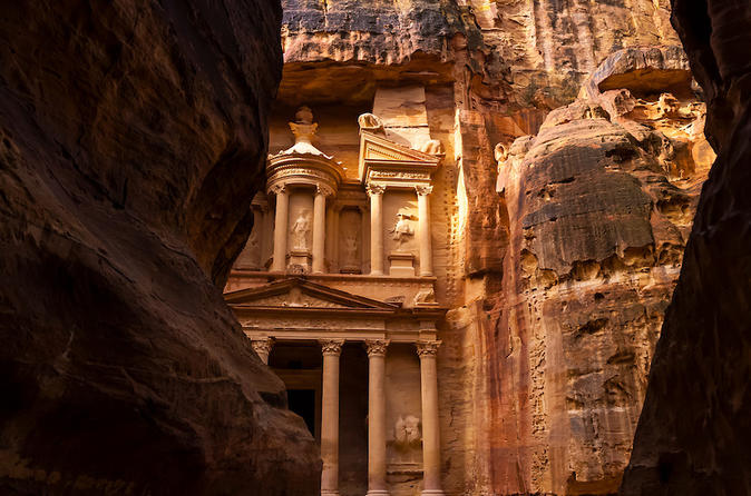 Private Full-Day Petra Tour with Lunch from Dead Sea