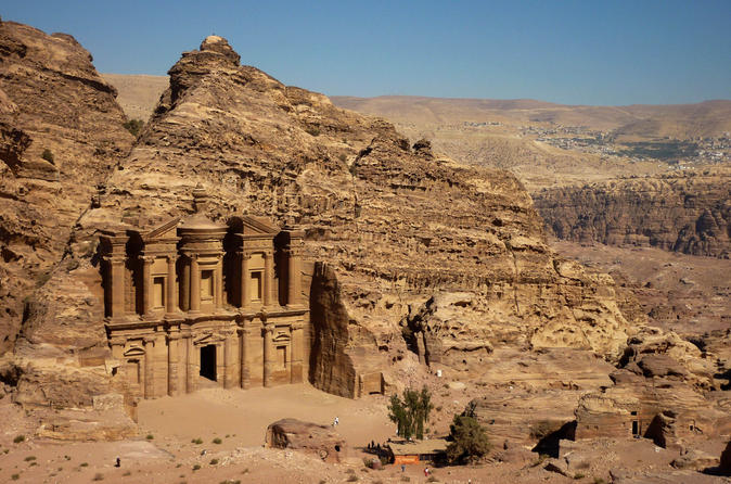 Private petra walking tour including the monastery in petra 223119