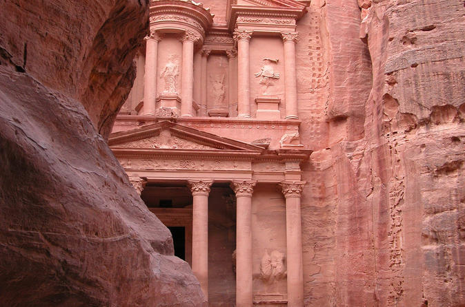 Private Tour: Petra and Wadi Rum Day Trip from Amman
